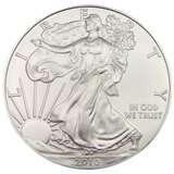 Silver Eagle Coin 2010 pictures