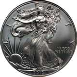 American Eagle Silver Dollar Melt Value pictures