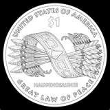 photos of American Dollar Coin 2010