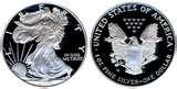 photos of Silver Eagle Coin Price Guide
