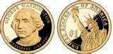 images of American Dollar Coin Presidents