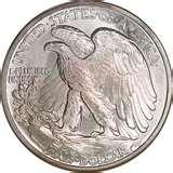 pictures of American Eagle Silver Dollar Melt Value