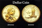 American Dollar Coin Presidents images