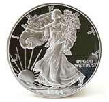 American Eagle Silver Bullion Coin Value images
