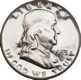 pictures of American Half Dollar Coin