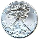 pictures of Silver Eagle Coin Eagle American 2009