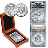 pictures of 2012 Silver Eagle Dollar Coin