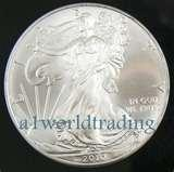 American Silver Eagle Coin 2010 images