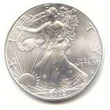 American Silver Eagle 1oz Dollar Coin pictures