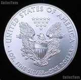 2012 Silver Eagle Dollar Coin images