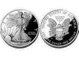 pictures of Eagle Silver Dollar 1990