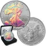 images of 1997 Silver Eagle Dollar Prices