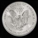 images of American Eagle One Dollar Coin