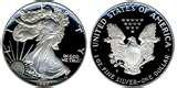 images of Silver Eagle Coin 1987