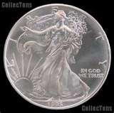 American Eagle Silver Dollar Uncirculated 2010 images