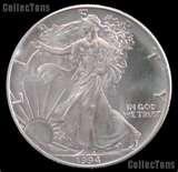 American Eagle Silver Dollar Uncirculated 2010