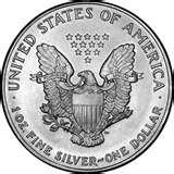 American Dollar Coin Silver images