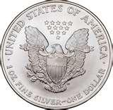 images of Silver Eagle Coin American