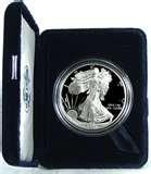images of American Eagle Silver Dollar Ms70