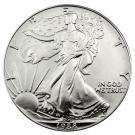 photos of 1992 American Silver Eagle Coin