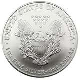 1992 American Silver Eagle Coin photos