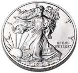 photos of Silver Eagle Coin Photo