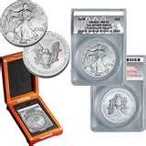American Eagle Silver Dollar Ms70 images