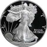 Silver Eagle Coin Worth Much photos
