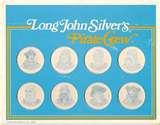 Silver Eagle Coin Display pictures