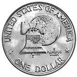 American Dollar Coin 1976 images