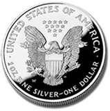 Silver Eagle Coin Program