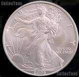 2006 American Eagle Silver Dollar Uncirculated images