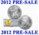American Eagle Silver Dollar 2012 images