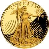 pictures of American Eagle Silver Proof Coins 2010