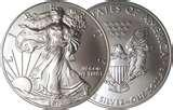 2012 Silver Eagle Dollar images