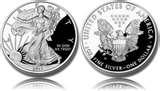 pictures of American Eagle Silver Proof Coins Price