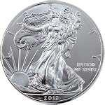 2012 Silver Eagle Dollar pictures
