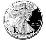 American Eagle Silver Proof Coins Price images