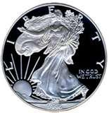1996 Silver Eagle Coin Value pictures