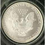 2002 Silver American Eagle Coin images