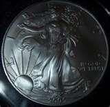 pictures of Silver Eagle Bullion Coin Value