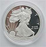 American Eagle Silver Dollar Proof 2010 pictures