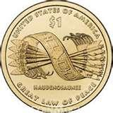 images of American 2 Dollar Coin