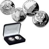 2008 American Eagle Silver Dollar Uncirculated images