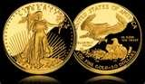 images of 2011 American Eagle Silver Proof Coin