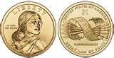 2010 Native American Dollar Coin images