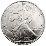 Silver Eagle Coin Folders pictures