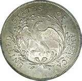photos of Eagle Silver Dollar Mintage