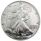 images of Silver Eagle Coin Folders