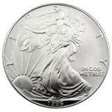 pictures of Silver Eagle Coin Folders